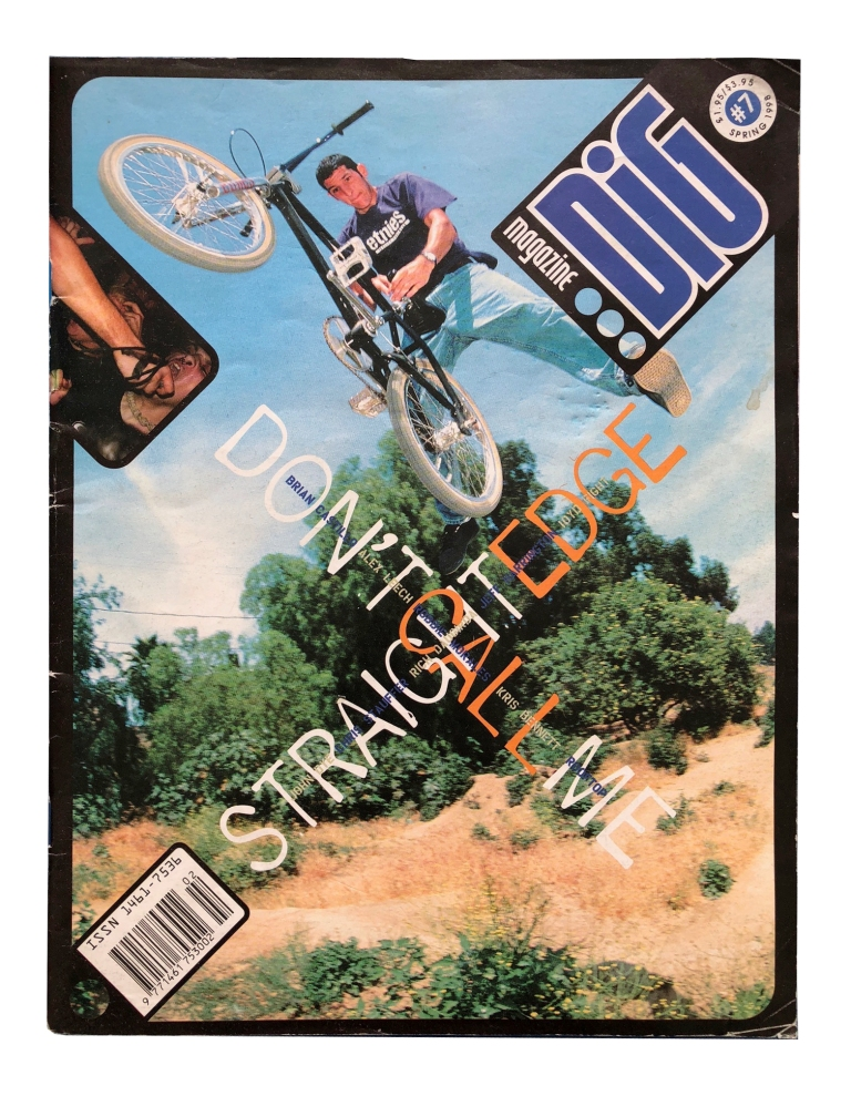 dig issue 7 cover april 1995